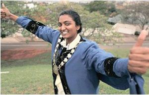 Durban Youth Mayor Priyanka Calyn Pillay