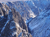 Black Canyon, Winter From Pulpit Rock